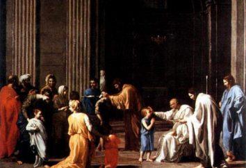 La conferma – è … L'essenza dei sacramenti, soprattutto nelle diverse direzioni del cristianesimo