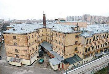 prigione Lefortovo (PKU numero carcere 2 FSIN della Russia) a Mosca