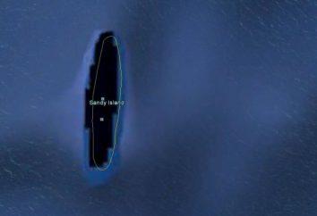 12 imagens estranhas no Google Earth