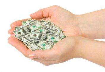 Les coopératives de crédit: conditions de crédit, documents