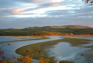 Gdzie jest rzeka Amur. Problemy z basenu Amur