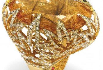 Perché il sogno di anelli d'oro – simbolo di fedeltà