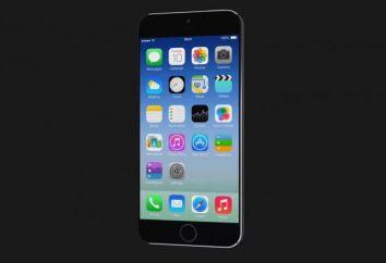 Nuevo Apple iPhone 6: características y teléfonos inteligentes opinión