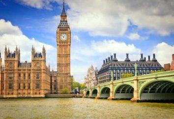 Londra, il Big Ben: Descrizione, storia, curiosità