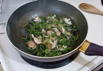 Fern: une recette de pommes de terre et de la viande