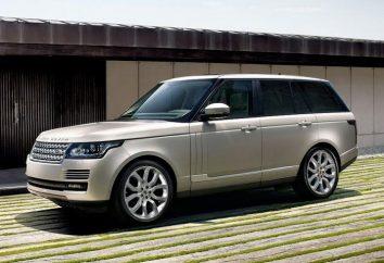 Questo tanto atteso Range Rover L405