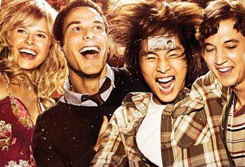 Najlepsza młodzież komedia 2013