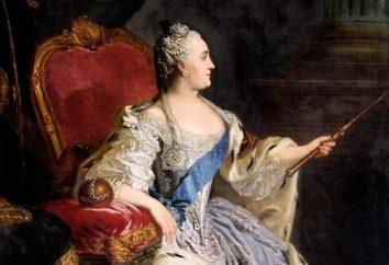 Il regno di Elisabetta come continuatore dell'attività di Peter.