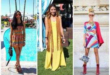 oignons d'été à la mode. arc d'été élégant pour les filles