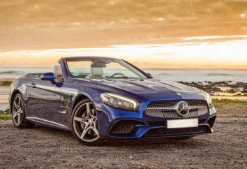 Mercedes SL500: caratteristiche tecniche e recensioni