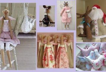 Tilda: Geschichte der Entstehung, die weltweite Popularität des Nähens Geheimnisse, Puppen Muster