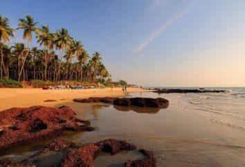 Goa do Norte: atrações e pontos de interesse