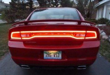 Quels sont les feux arrière de voiture?