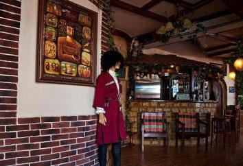 coin douillet de la Géorgie – le restaurant « Georgia » sur Chertanovskaya