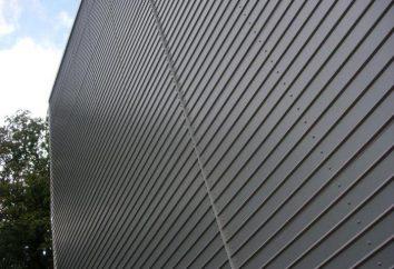 Pokrycie: Grubość rozmiarów arkuszy, rodzaje oznaczenie