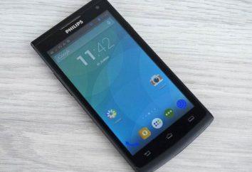 """""""Philips S388"""" (smartphone) características, revisión y retroalimentación"""
