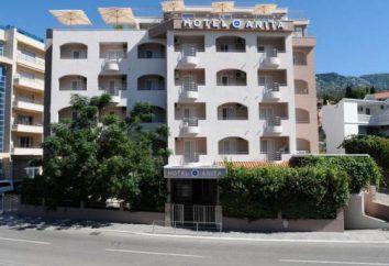 Hotel Anita 3 * (Czarnogóra / Becici): zdjęcia i opinie