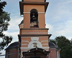 Die Geschichte und aktuelle Stand der Kirche der Geburt Christi in Chernevo