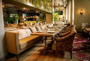 "Restaurante ""Tsytsyla"": descripción, comentarios"