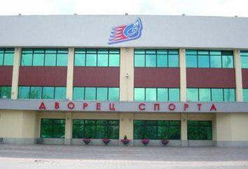 Pałac Sportu (Tiumeń) – Ice Arena №1