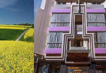 Golden Beach Hotel 3 * (Vietnam, Nha Trang): aperçu, description et commentaires