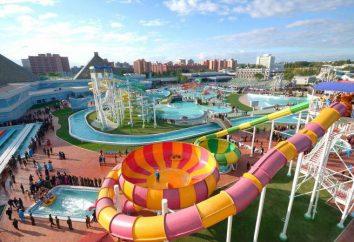 Le premier parc aquatique à Tver