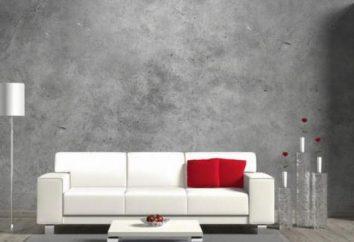 Die Wände in der Wohnung als zu beenden, mit Ausnahme der Tapete?