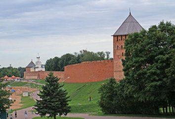 Gdzie wybrać się na turystę do Veliky Novgorod?