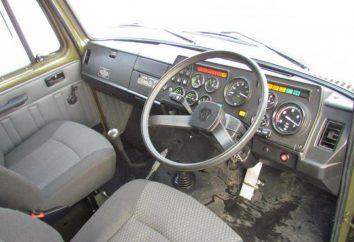 Ciężarówka GAZ-33086