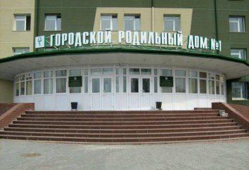 1 opinii o szpitalu. Miasto szpital № 1 (Moskwa)