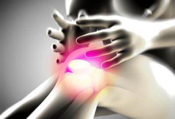 kolanowego zapalenie stawów i sposoby leczenia objawów