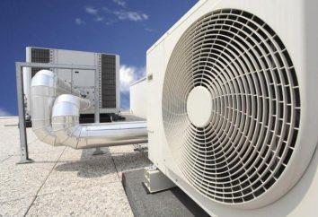 Multi-zona sistema di condizionamento d'aria: lo schema, il principio di funzionamento, caratteristiche e installazione di recensioni