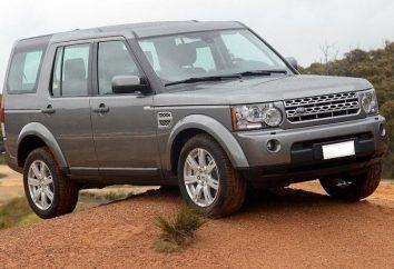 Land Rover Discovery 4. Caractéristiques et présentation