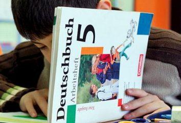 Auto-estudio de la lengua alemana desde cero. Aprender alemán independientemente