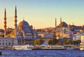5 plus grandes villes de la Turquie