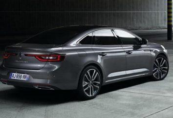 Les débuts de la voiture française mise à jour « Renault Talisman »