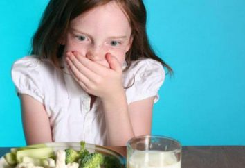 Vómitos de bílis na criança: as causas, o tratamento