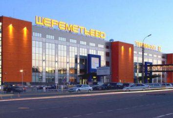 Quantos aeroportos em Moscou, como são chamados?