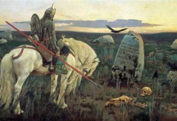 Malowidła Viktora Vasnetsova – historia Rosji i jej kultury