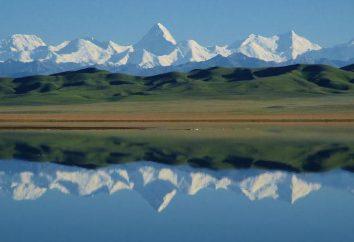 Cazaquistão áreas naturais do Estado. Nature Area Lesostep, suas características e funcionalidades
