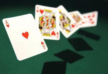 Średnia wielkość karty do gry