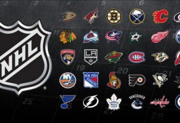 NHL – es … NHL: decodificación, jugadores, historia