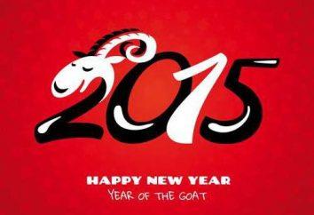 Na Wschodnim horoskopie Rok Kozia – jakie lata? Kozła – symbol roku 2015