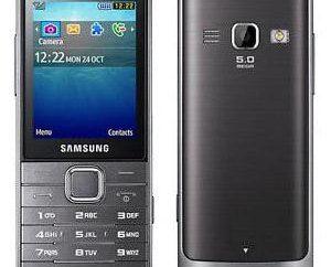 """komórka """"Samsung 5611"""" (GT-S5611 Samsung): charakterystyka i opis, cena. opinie użytkowników"""
