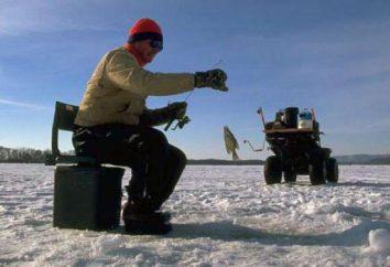 Winterfischen in Karelien: Angelmöglichkeiten