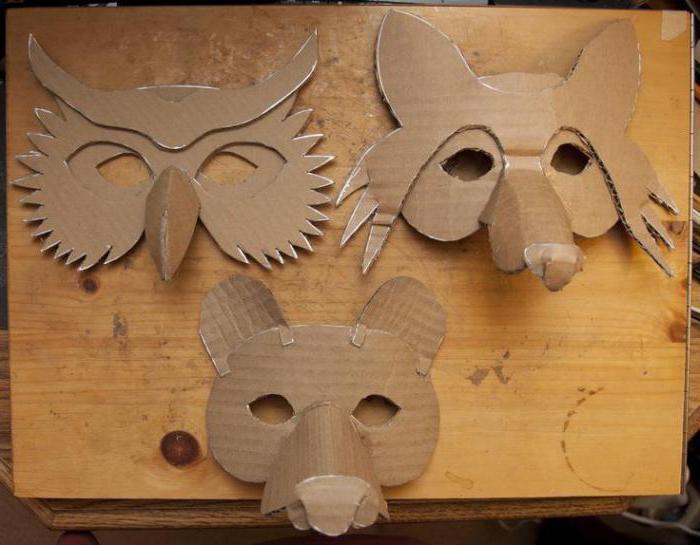 Como Fazer Uma Máscara Assustadora Suas Próprias Mãos