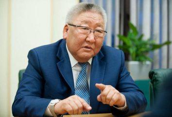Borisov Egor Afanasevich, capo della Repubblica di Sakha: biografia contatti
