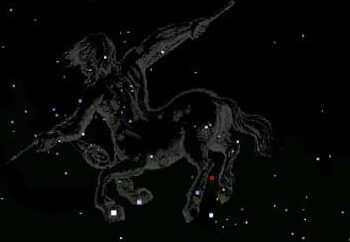 Proxima Centauri. nane rosse. Il sistema di Alpha Centauri