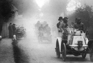Journée d'un automobiliste militaire. Un peu d'histoire