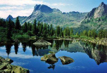 laghi Ivanovo (Khakassia) – la perla della Russia